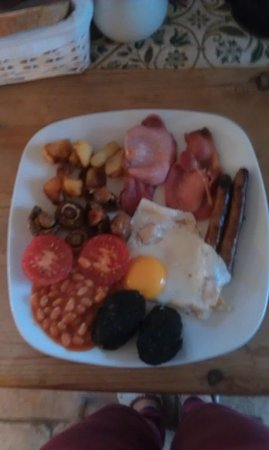 Dove Cottage: The best breakfast ever!!!