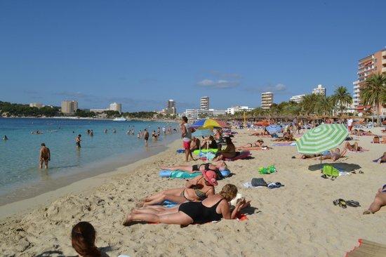 Bahia Principe Coral Playa: пляж