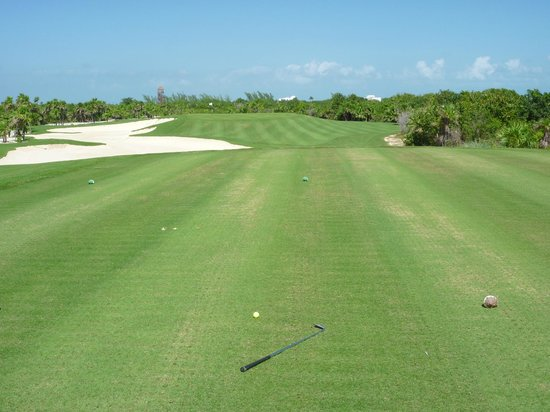 Playa Mujeres Golf Club: Hole 15, Par 3
