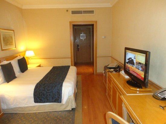 Crowne Plaza Hotel Dubai: Nice clean