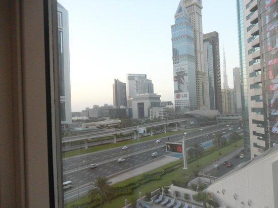 Crowne Plaza Hotel Dubai: nice view