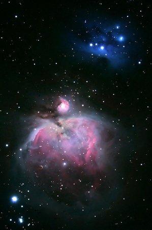 Borrego Valley Inn: Orion Nebula