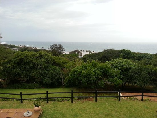 Meander Manor : View of the ocean