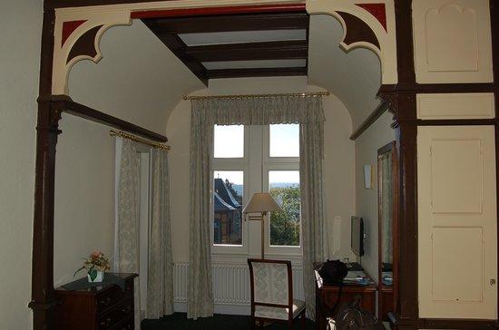 Hotel Haus Hainstein Eisenach : My room