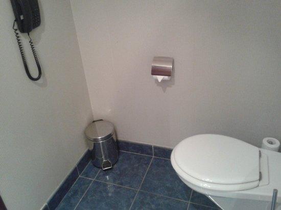 City Palace Hotel : Bathroom