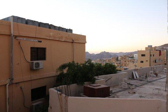 Saba'a Hotel : Window View
