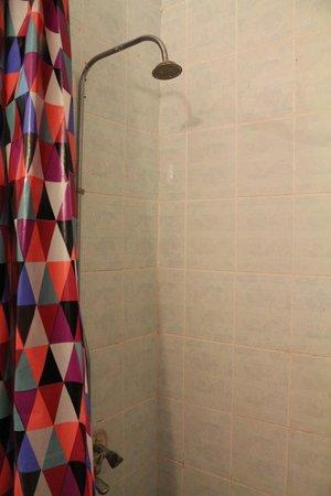 Saba'a Hotel : Shower