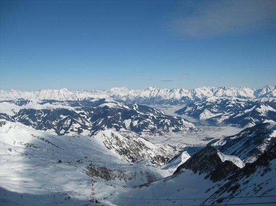 Hotel Stadt Wien: На леднике Kitzsteinhorn - 3029 м над уровнем моря