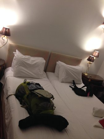 Acropolis Museum Boutique Hotel: room 2