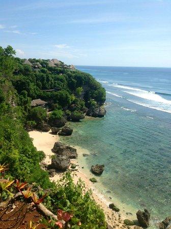 Mu Bali : plage
