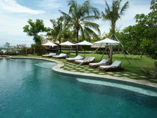 Mu Bali : Solarium