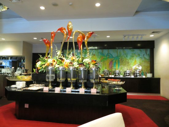 Plaza Hotel Beijing: ресторан