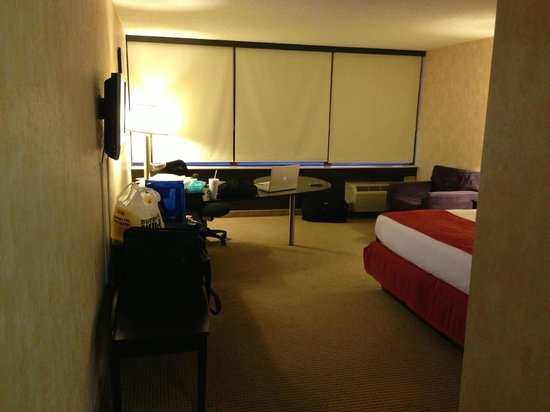 Kansas City Hotel And Conference Center: Room