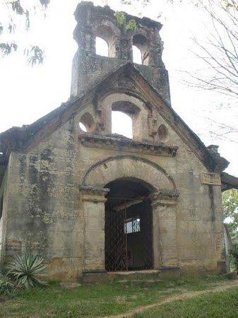San Luis, Kolumbia: Iglesia Santa Barbara de Contreras