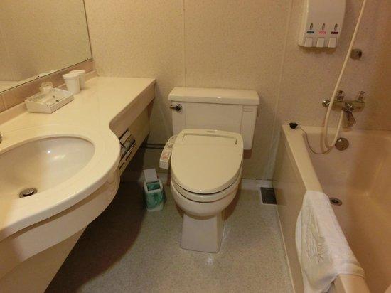 APA Hotel Tokyo Ojima : 浴室