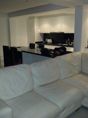 Siam Palm Residence : lounge