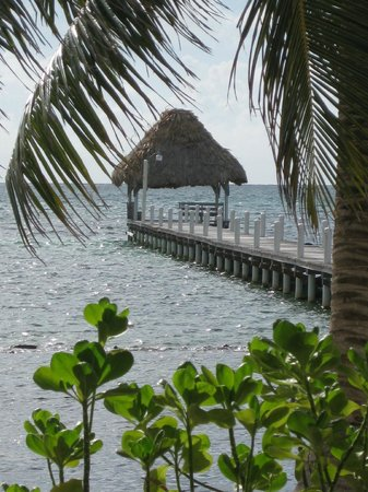 Pelican Reef Villas Resort : Resort Palapa