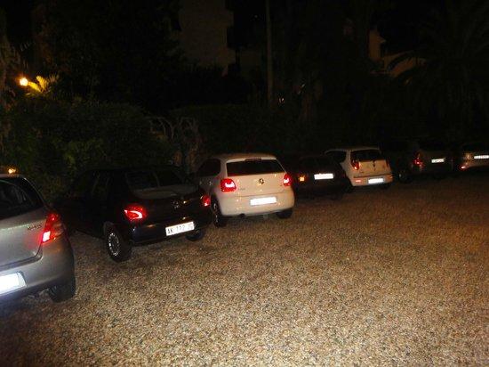 Villa Bonera : Паркинг