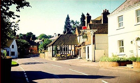1970s Interesting to see the RED WATNEYS barrel above the White Horse Sign