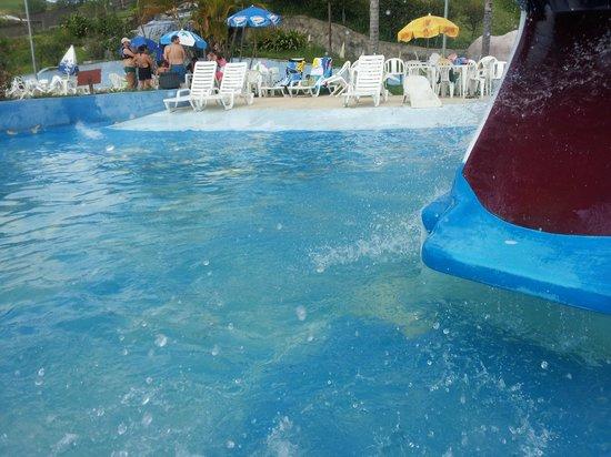 Aldeia das Aguas Park Resort: parque aquativo
