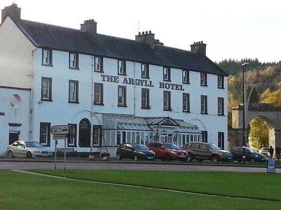 The Inveraray Inn: The Argyll Hotel