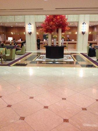 Hotel Metropolitan Tokyo Ikebukuro: réception