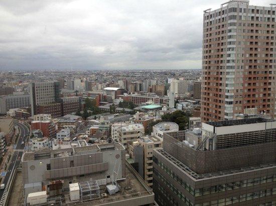 Hotel Metropolitan Tokyo Ikebukuro: vue