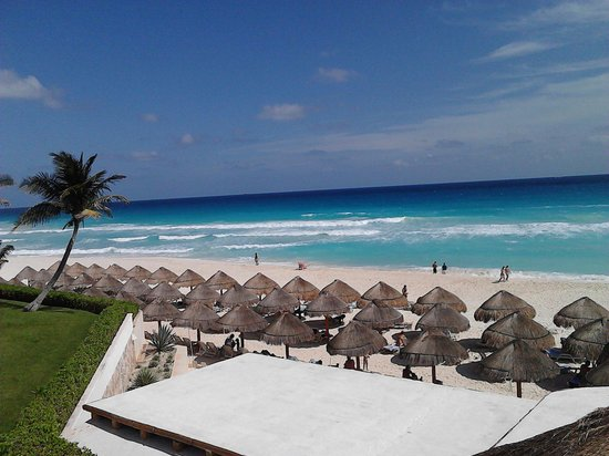 Omni Cancun Resort & Villas : Playa