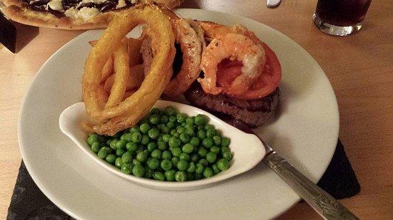 The Crown: Rump Steak - Grill Night (Thursday)