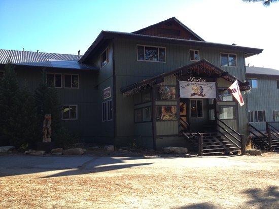Montecito Sequoia Lodge : Main Lodge