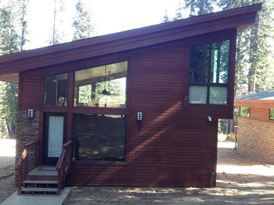 Montecito Sequoia Lodge : Forest Cabin