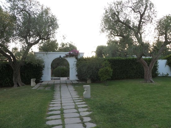 Tenuta Centoporte: Peaceful grounds.