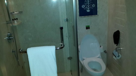 Renaissance Mumbai Convention Centre Hotel : Bathroom