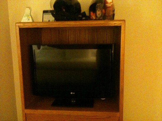 BEST WESTERN Paint Pony Lodge: TV - all worked without a hitch