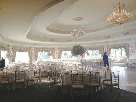 Oheka Castle : Reception Room