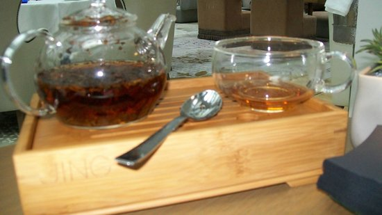 Mandarin Oriental, Barcelona: Wonderful selection of tea
