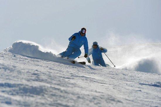 Sweet Snowsports: Follow me