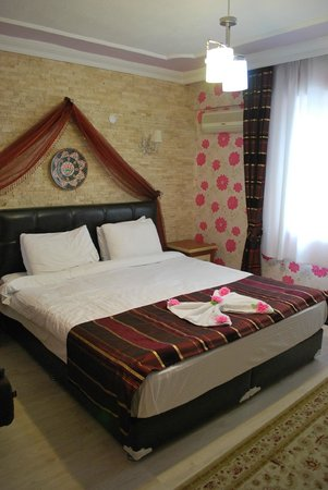 Melrose House Hotel: Room