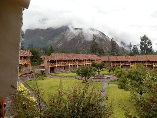 Casa Andina Premium Valle Sagrado Hotel & Villas: the grounds - the setting