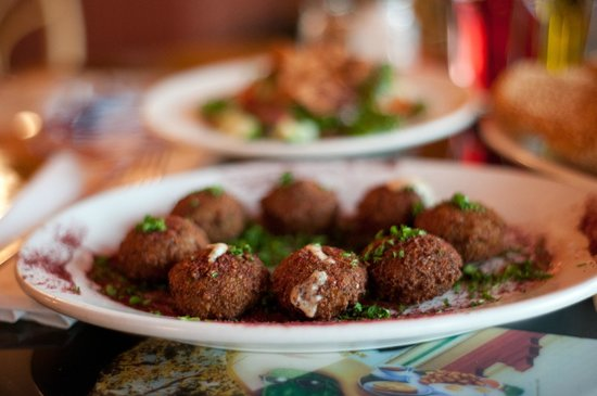 Mama Mia Cuisine Mediterranean food