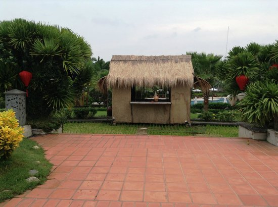 Palm Garden Beach Resort & Spa: little setup to show a typical rural setting in Vietnam