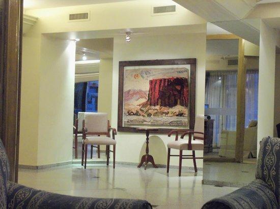 Provincial Plaza Hotel: hall