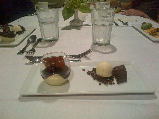 Outermost Inn: Dessert Time!