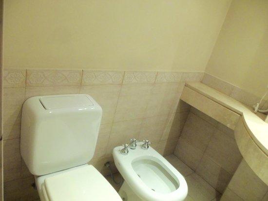 Provincial Plaza Hotel: baño