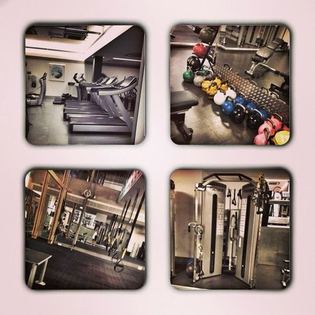 The Marylebone: The Third Space Gym within the hotel.