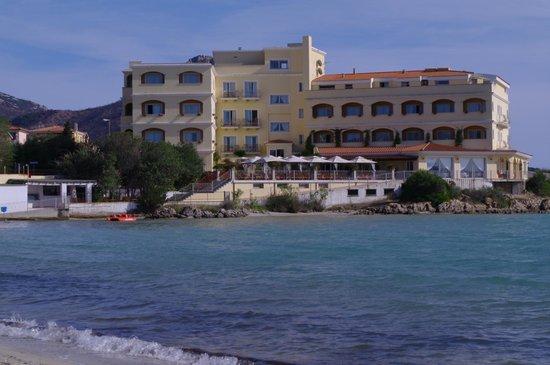 Hotel Gabbiano Azzurro: Hotel