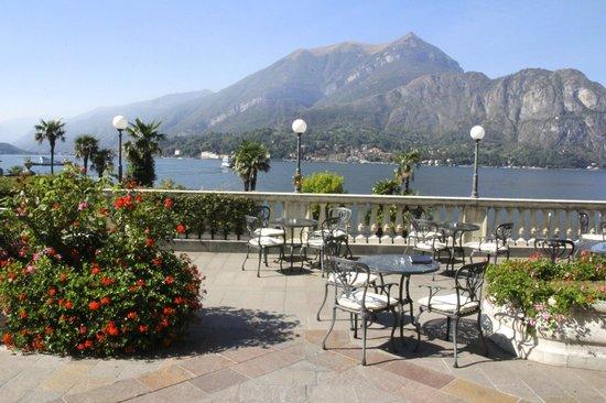 Grand Hotel Villa Serbelloni: The hotel overlooking the lake