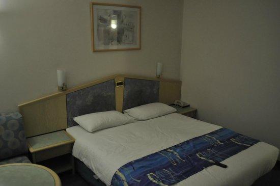 Americana Hotel: В номере..