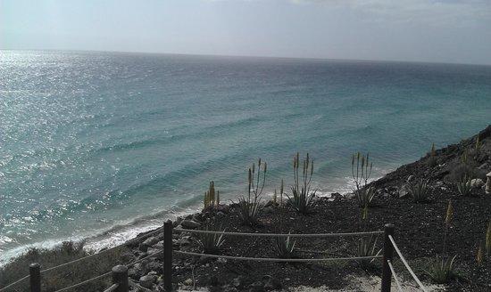 TUI MAGIC LIFE Fuerteventura: På vej ned til stranden.