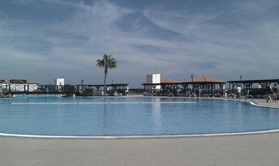 TUI MAGIC LIFE Fuerteventura: Poolområde.